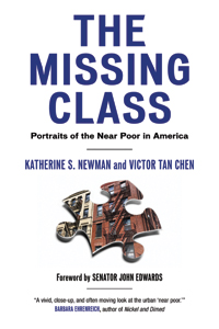 Book Cover for The Missing Class by Katherine S. Newman and Victor Tan Chen