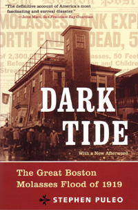 Telling the Story of the Great Boston Molasses Flood
