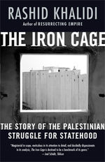 Book Cover for The Iron Cage links to Beacon Press page for book