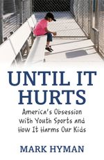 Book cover for Until it Hurts by Mark Hyman