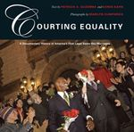 Book cover for Courting Equality links to publisher page for book