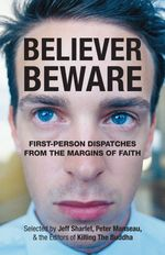 Book cover for Believer Beware