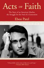 Book Cover for Acts of Faith by Eboo Patel