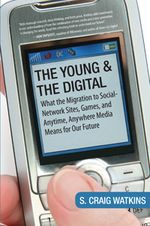 Book cover for The Young and the Digital