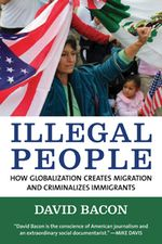 Book Cover for Illegal People