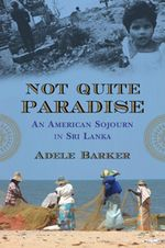 Book Cover for Not Quite Paradise