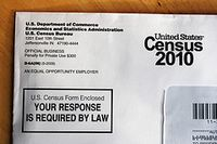 Census image by Quinnanya on Flickr