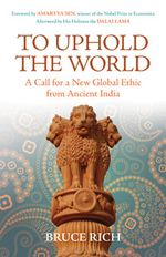 Book cover for To Uphold the World