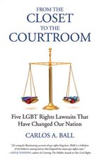 From the Closet to the Courtroom book cover