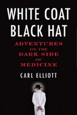 book cover for White Coat Black Hat