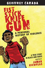 Book cover for Fist Stick Knife Gun