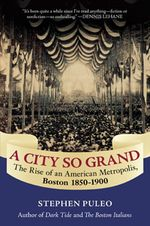 book cover for A City So Grand
