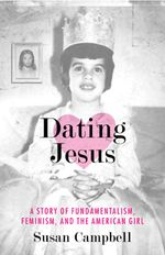 Book cover for Dating Jesus by Susan Campbell