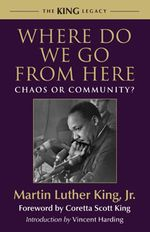 Book cover for Where Do We Go from Here? by Martin Luther King, Jr.
