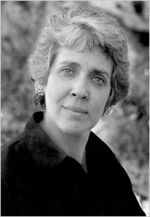 Joanna Russ in an undated photograph
