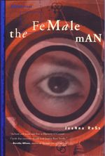 Book cover for The Female Man by Joanna Russ