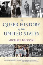 Book cover for A Queer History of the United States by Michael Bronski