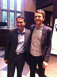 Eboo Patel and Chris Stedman