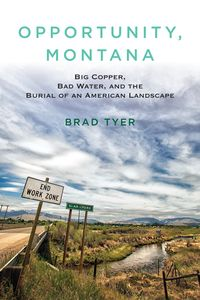 Opportunity Montana by Brad Tyer book cover