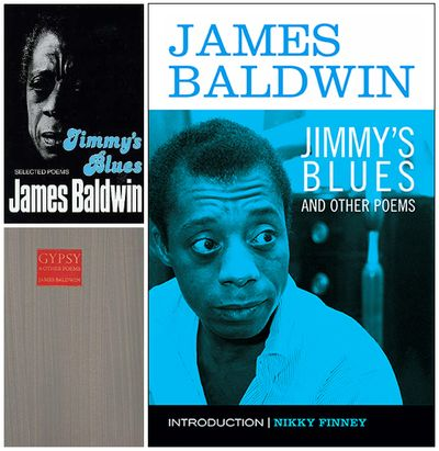 Jimmy's Blues, Gypsy, and New edition of Jimmy's Blues and Other Poems by James Baldwin