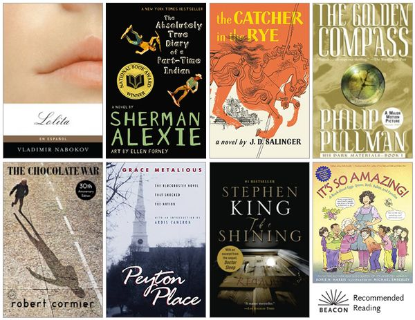 Beacon Recommends: Reading in Celebration of Banned Books Week