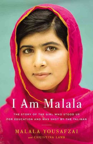 I Am Malala book jacket