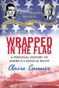 Wraped in the Flag book jacket