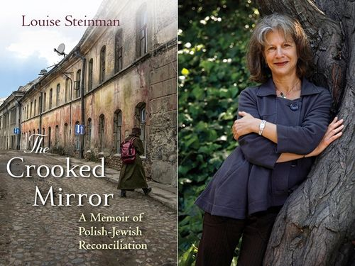 "Louise Steinman, author of ""The Crooked Mirror"""