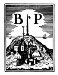 1933 Beacon Press logo