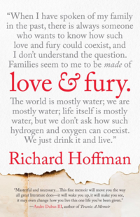 'Love & Fury' by Richard Hoffman