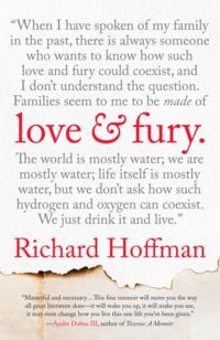 'Love & Fury' by Richard Hoffman