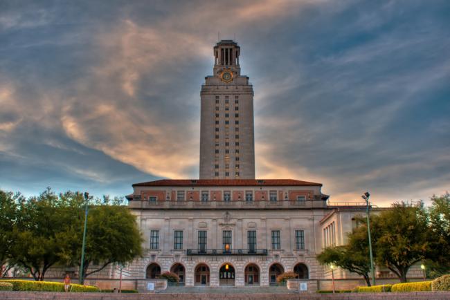 University of Texas at Austin, by Brandon Watts (via Creative Commons)