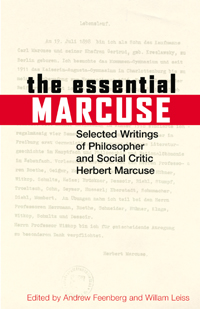 'The Essential Marcuse' edited by Andrew Feenberg and William Leiss
