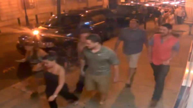 Center City gay-bashing suspects (courtesy Philadelphia Police)