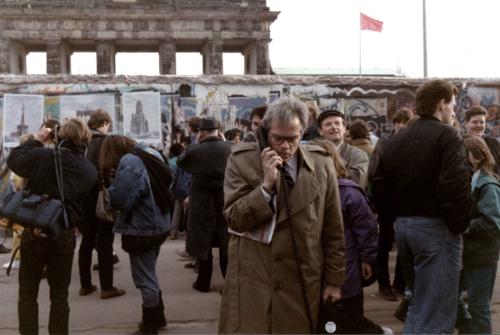 West Berlin on November 8, 1989