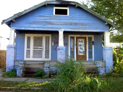 Lower Ninth Ward Home