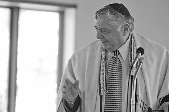 Rabbi Harold Saul White
