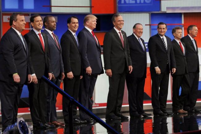 2016 GOP Candidates