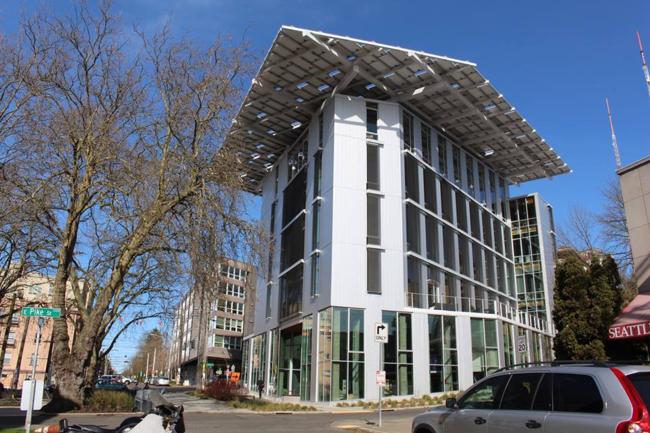 Bullitt Center, Seattle, Washington.
