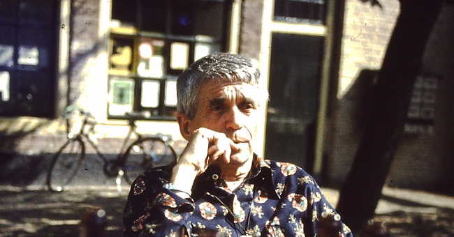 Father Daniel Berrigan