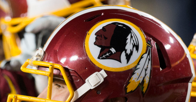 Washington Redsk*ns helmet