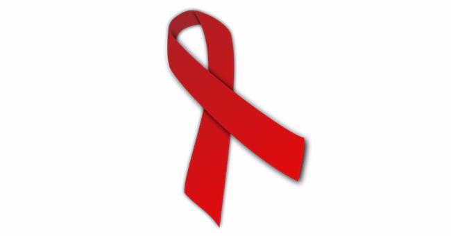 AIDS-ribbon