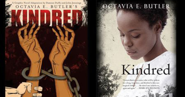 the concept of time travel in kindred a novel by octavia butler