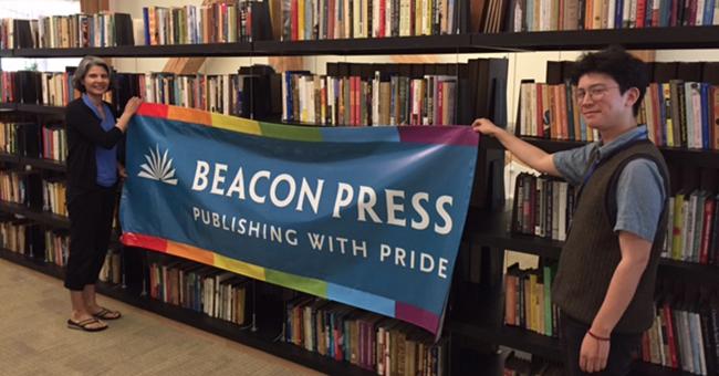Beacon Pride Banner