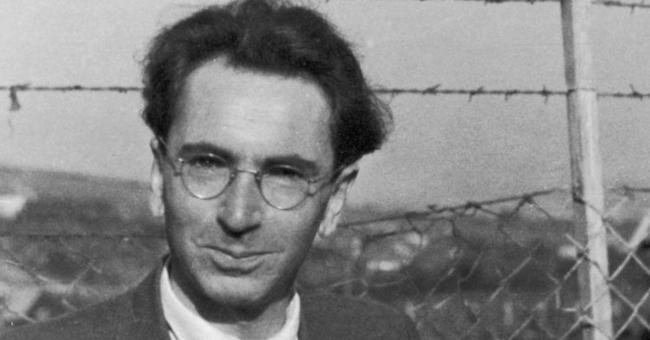 Viktor Frankl in 1945