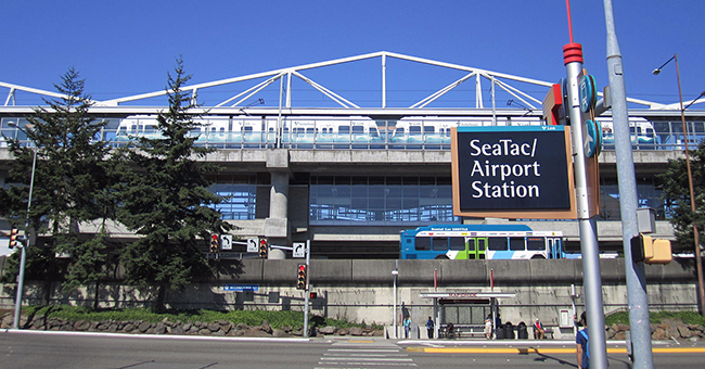 SeaTac/Airport Link Station