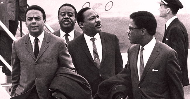 Who S Who In The Last Thirty One Hours Of Martin Luther King Jr S