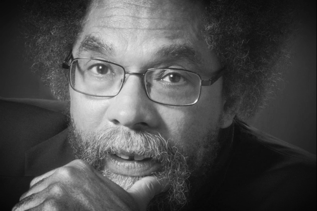 Cornel West by Sigrid Estrada