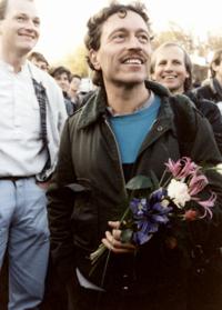 Ossies on Ku'damm, November 10, 1989
