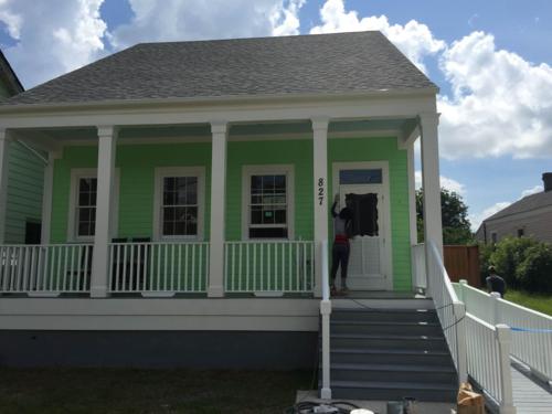 Georgia Johnson's New Home